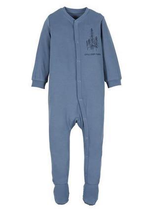 Боди человечек слип пижама ползунки lupilu