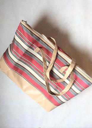 Велика пляжна сумка