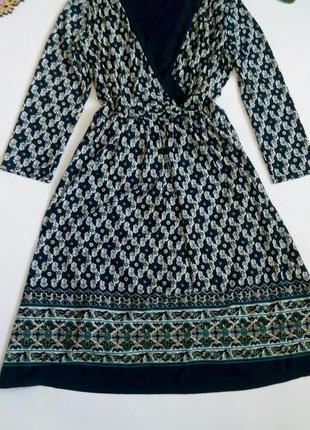 Платье миди 48  размер офисное бюстье нарядное с рукавом 8 мар...