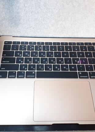 Лазерная гравировка букв на клавиатуре ноутбука