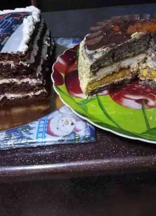 Тортики на заказ
