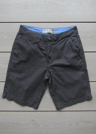 Мужские хлопковые шорты от f&f