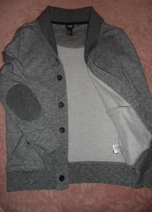 H&m,стильная кофта р.м,46-48р,в идеале