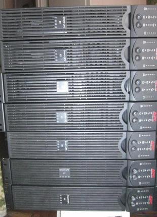Бесперебойник ИБП APC Smart-UPS RT2000XLI