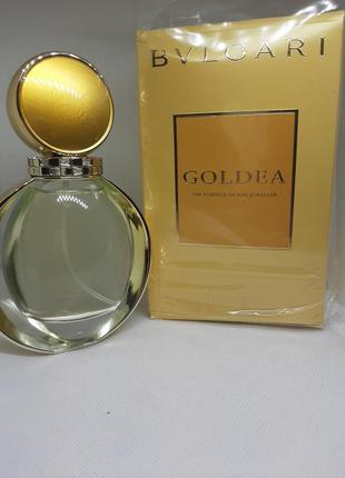 💛оригинал 💛90 мл bvlgari goldea парфюмированная вода восточные...