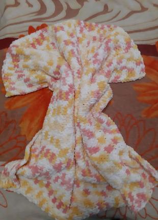 Плюшеві одіялка
