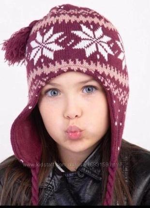 Детская шапка terranova 3-5 лет