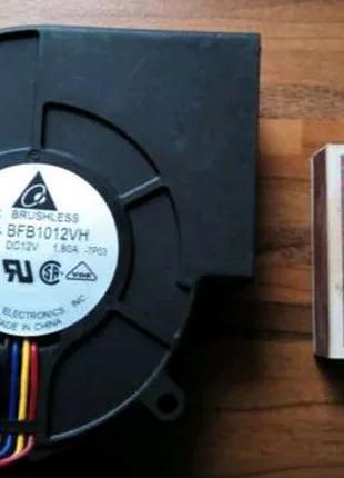 УЛИТКА Turbo центробежный Вентилятор Мощный 12в 1.8А 97*97*33 мм
