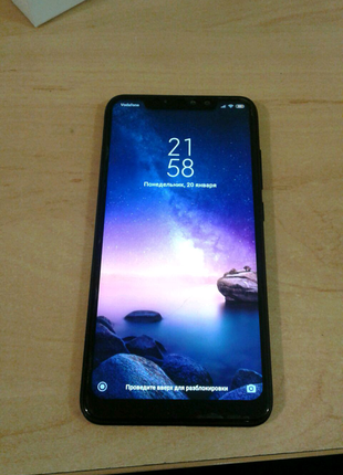 Продам Xiaomi Redmi Note 6 PRO 3/32 в хорошем состоянии.