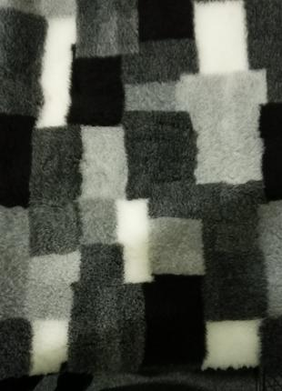 Коврик для собак Vetbed Patchwork серый