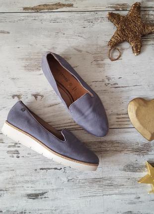 Слипоны балетки туфли no stress