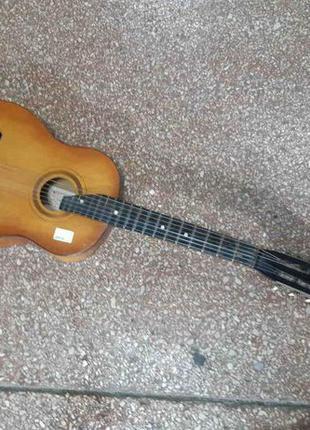 Гитара Черниговская фабрика 7 струн