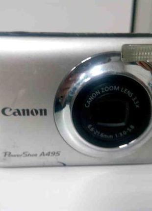 Компактная фотокамера Canon PowerShot A495