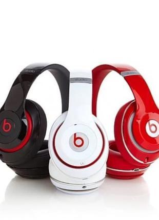 Наушники беспроводные Bluetooth Monster Beats TM-13