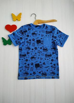 5-6 лет футболка george