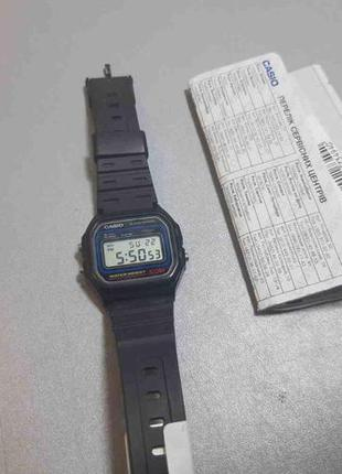 Кварцевые наручные часы Casio W-59-1