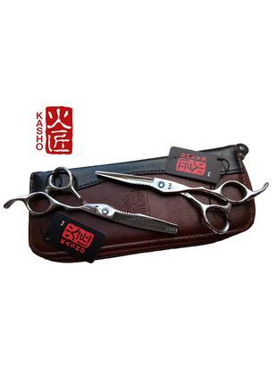 Ножницы парикмахерские KASHO ( 6.0 дюймов ) профессиональные