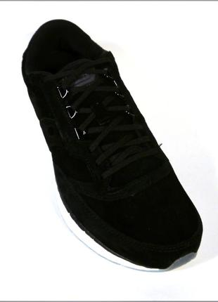 Saucony freedom черные мужские кроссовки оригинал бег