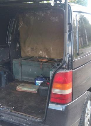 Грузо-пассажирск перевозки,грузоперевозки на MercedesVito(форкоп)