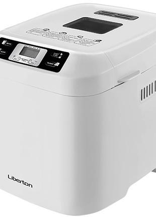 Хлібопічка LIBERTON LBM-6190