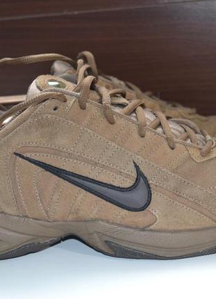 Nike 45р кроссовки ботинки кожаные. оригинал