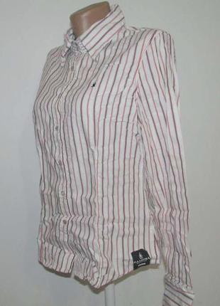 Рубашка gaastra, m-l. как новая!