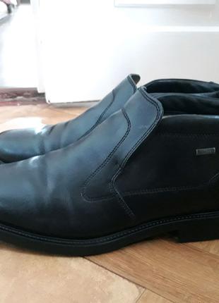 Туфли Мужские с Англии / 43 размер / (Натуральная кожа)