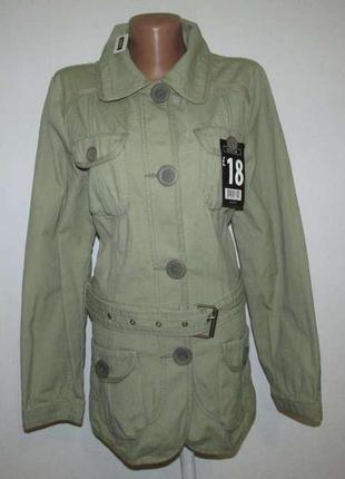 Куртка george, uk 16. eur 44. l. новая!