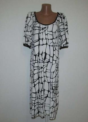 Платье principles, sri lanka, размер 12, m-l. как новое!