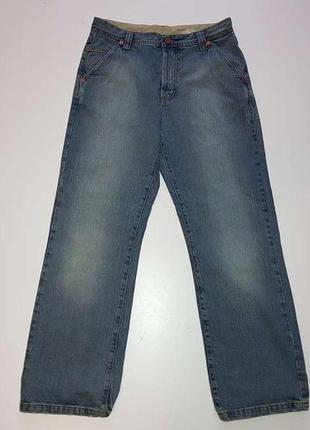 Джинсы linea jeans, w34 l32. в поясе 44-46 см. новые!