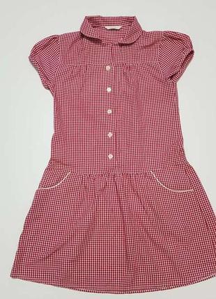 Школьная форма, платье, marks&spencer, на 11 лет, как новое!