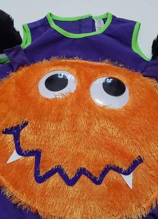 Костюм паука на хеллоуин, детский, george, 3-4 года, как новый!