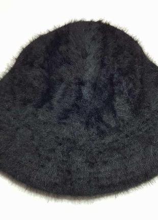 Шляпа ангора+шерсть, очень мягкая, как новая!