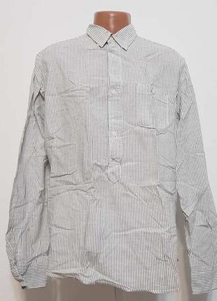 Рубашка logg h&m, как новая!