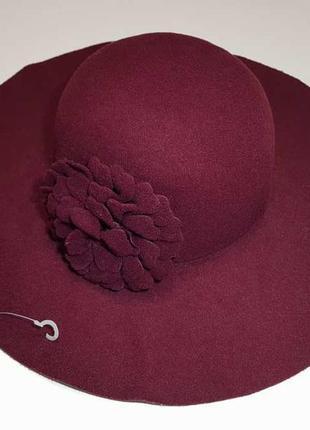Шляпа claire's женская. новая!