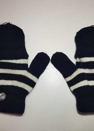 Перчатки рукавицы детские, сост. отличное!