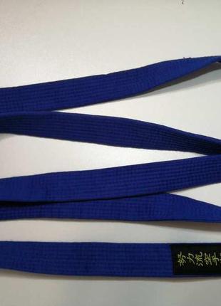 Пояс doryoku ryu karate jutsu для кимоно