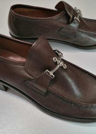 Туфли детские кожаные denny, в хорошем сост.