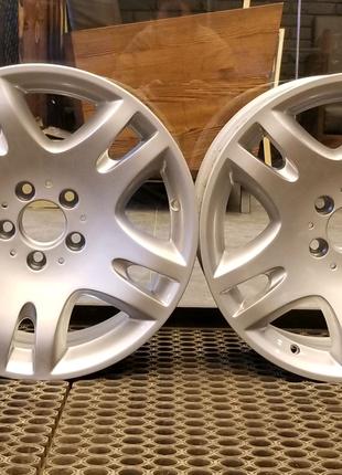 Оригинальные Диски Mercedes R17