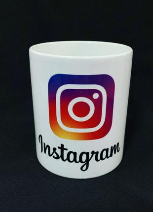 Чашка кружка Instagram
