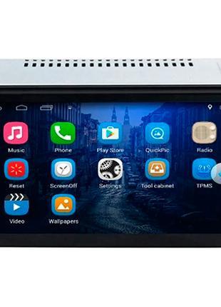 "Автомагнитола Universal A7002-Z (2 DIN, Android, GPS, 7"")"