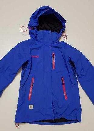 Лыжная куртка bergans norway, сост. отличное!