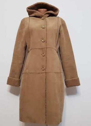 Пальто теплое only, venice, сост. отличное!