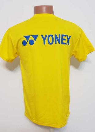 Футболка yonex, спортивная. новая!