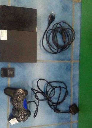 Игровая консоль Sony PlayStation 2 Slim