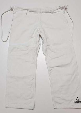 Штаны balans для боевых искусств, усилены на коленях, 155-170,...
