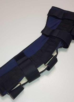 Ортез на колено usa krieger, с ребрами жесткости, как новый!