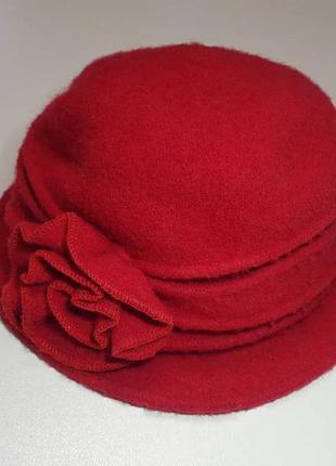 Шляпа оригинальная, как новая!