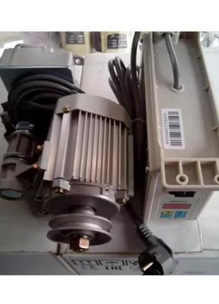 Серводвигатель 750W от 100 об/мин для промышленных швейных машин