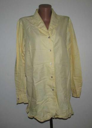 Рубашка xxl-3xl tendergrass, . как новая!